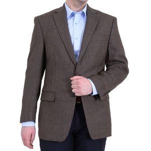 Ralph Lauren Fit Two Button Wool Blazer Sportcoat